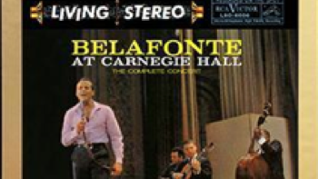 Permalink to: A 45 RPM Shootout; Reviewing Belafonte at Carnegie Hall