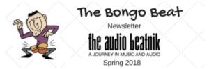 Bongo Beat Spring 2018 header